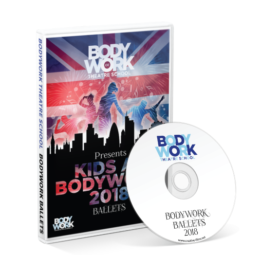Bodywork Company Dance Studios - Bodywork Ballets<br /> 21/07/2018 / 15:00