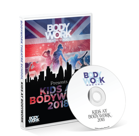 Bodywork Company Dance Studios - Kids @ Bodywork<br /> 7/21/2018 / 18:30