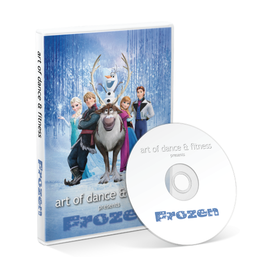 Art Of Dance And Fitness - Frozen<br />