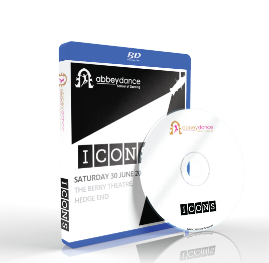 Abbey Dance - Icons 2018 Blu-ray