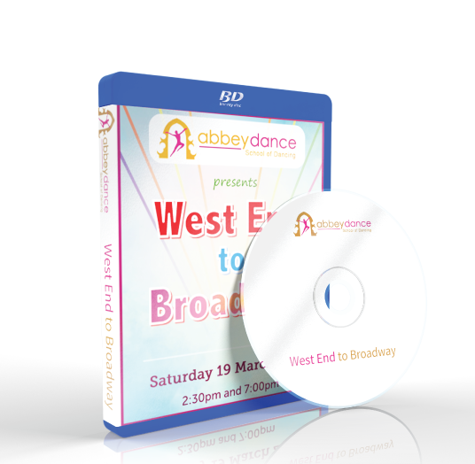 Abbey Dance - West End to Broadway Blu-ray