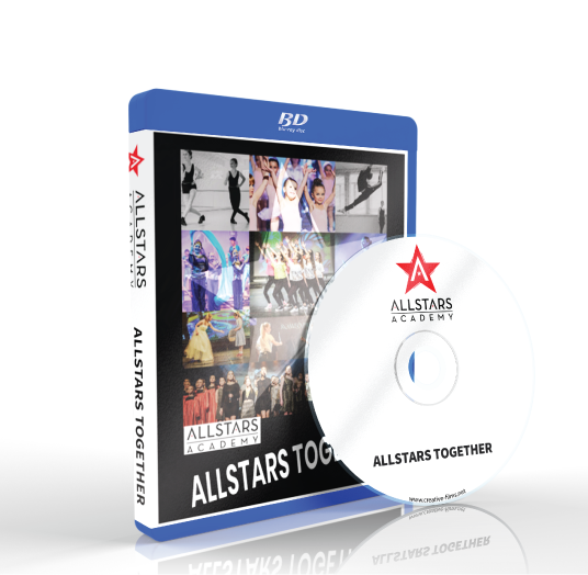 Allstars Academy - Allstars Together Blu-ray