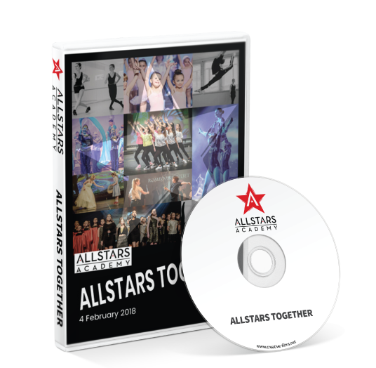 Allstars Academy - Allstars Together DVD