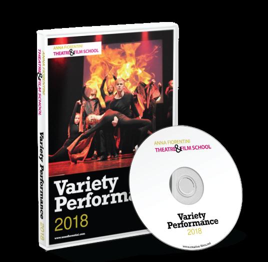 Anna Fiorentini Theatre & Film School - Variety Show 2018<br /> 9/15/2018 / 19:00
