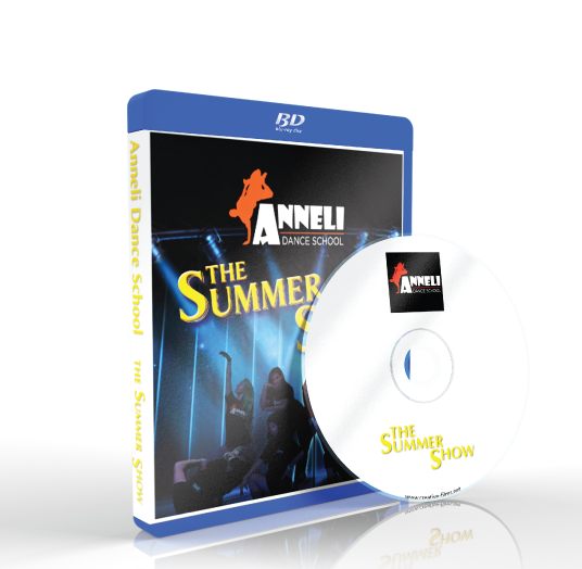 Anneli Dance - Summer Show 2018 Blu-ray