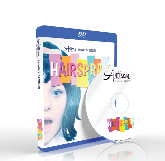Artisan Theatre School - Hairspray the Musical Blu-ray