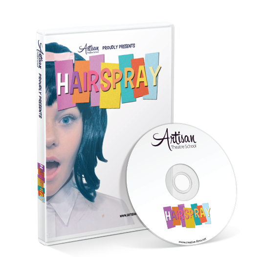 Artisan Theatre School - Hairspray the Musical DVD