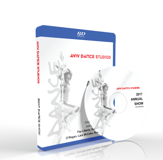 Aviv School of Dance - 2017 Show Blu-ray