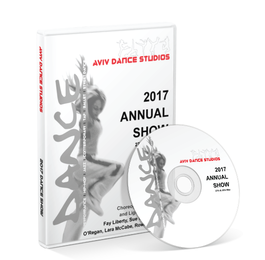 Aviv School of Dance - 2017 Show DVD