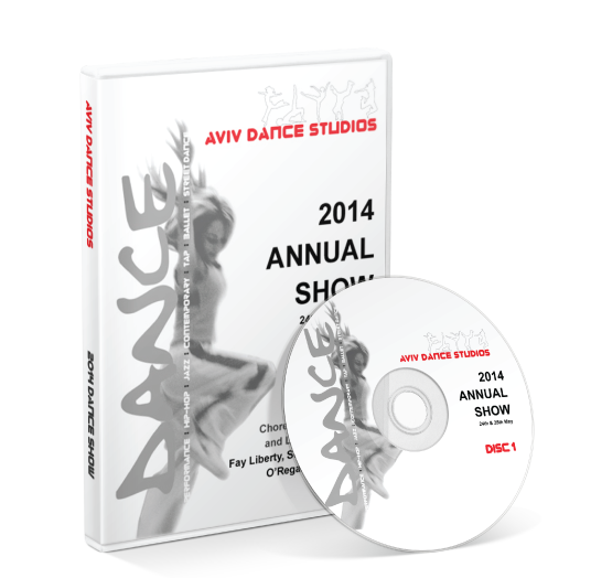 Aviv School of Dance - Aviv Dance Show 2014 DVD
