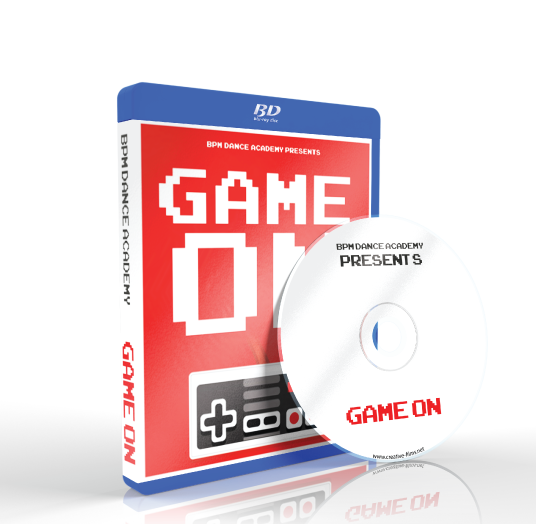 BPM Dance Academy - Game On Blu-ray