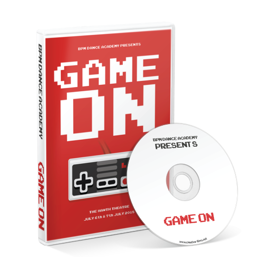BPM Dance Academy - Game On DVD