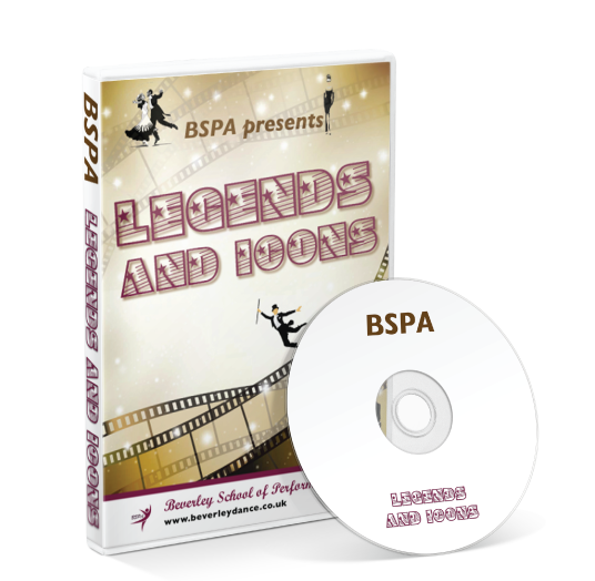 Beverley School of Performing Arts - Legends and Icons DVD