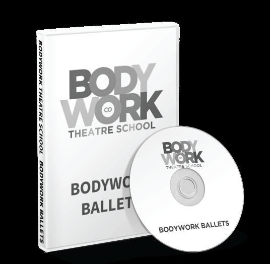 Bodywork Company Dance Studios - Bodywork Ballets<br /> 7/23/2016 / 15.00