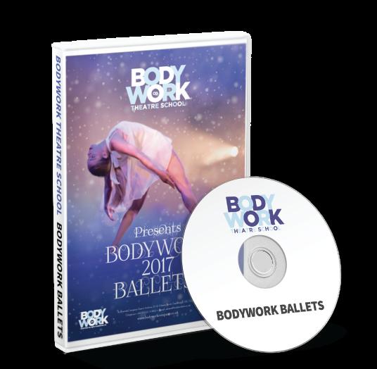 Bodywork Company Dance Studios - Bodywork Ballets<br /> 7/22/2017 / 15:00