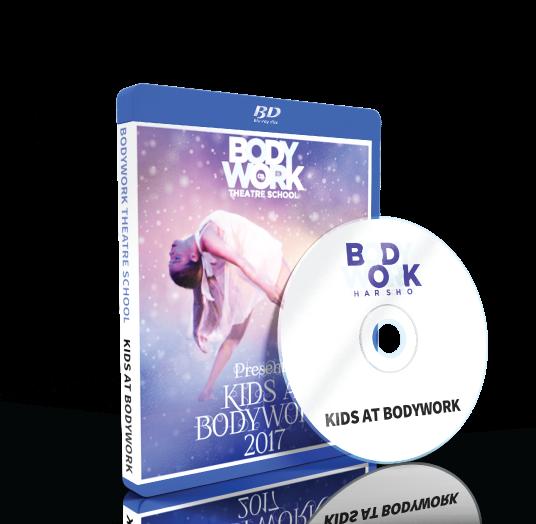 Bodywork Company Dance Studios - Kids & Bodywork<br /> 22/07/2017 / 18:30