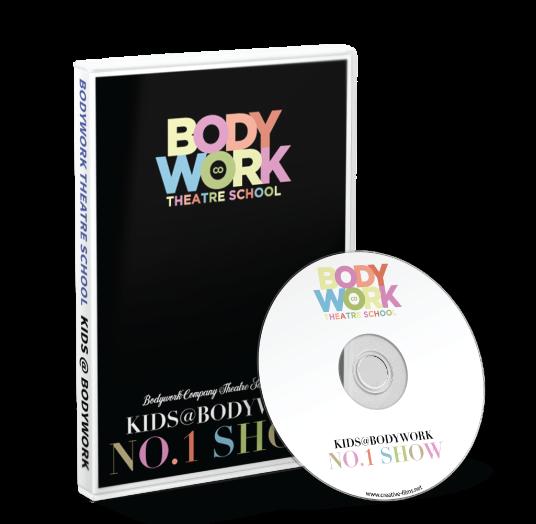 Bodywork Company Dance Studios - Kids @ Bodywork<br /> 27/07/2019 / 18:30
