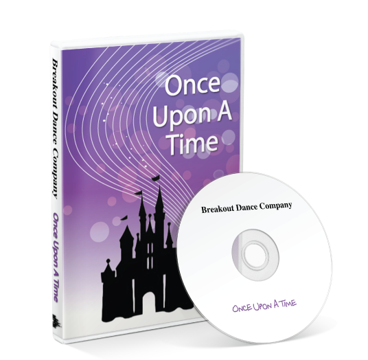 Break Out Dance - Once upon a time DVD