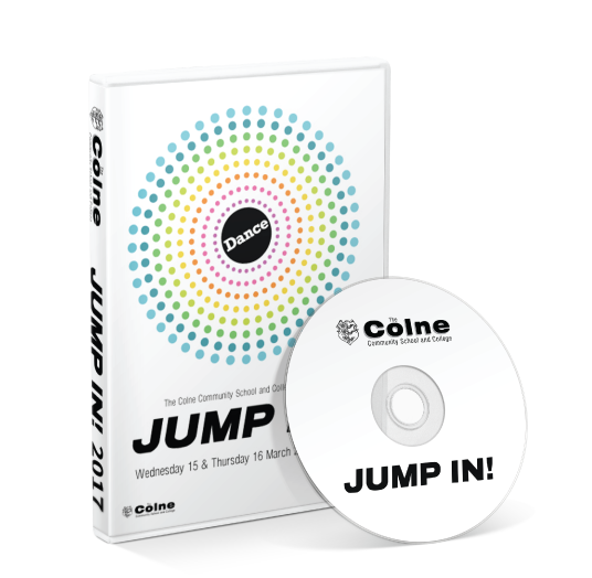 The Colne Community School & College - Jump In 2017 DVD