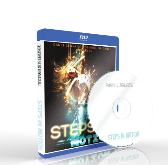 Dance Sensation School Of Dance - Steps in Motion Blu-ray