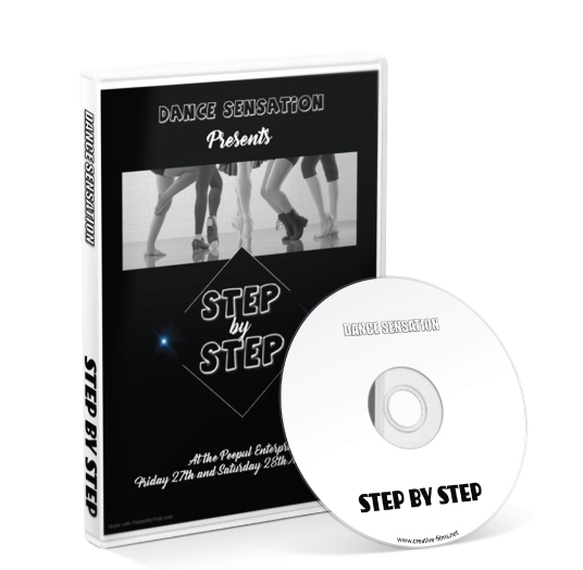 Dance Sensation School Of Dance - Step by Step<br />