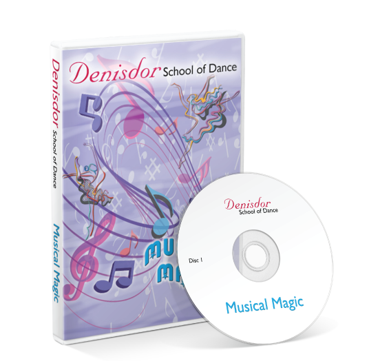 Denisdor School Of Dance - Musical Magic DVD