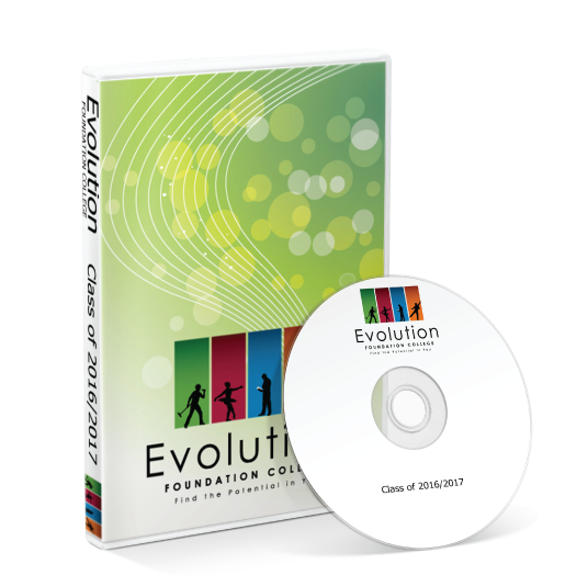 Evolution Foundation College - 2017 Showcase DVD