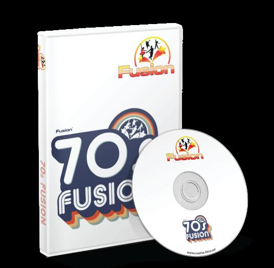 Fusion Dance School - 70s Fusion DVD