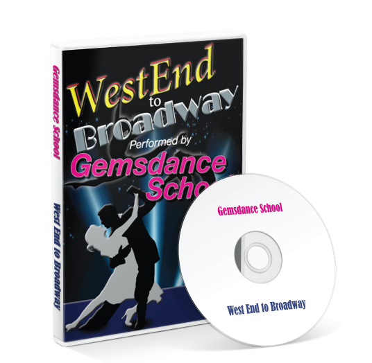 Gemsdance - Westend to Broadway<br />