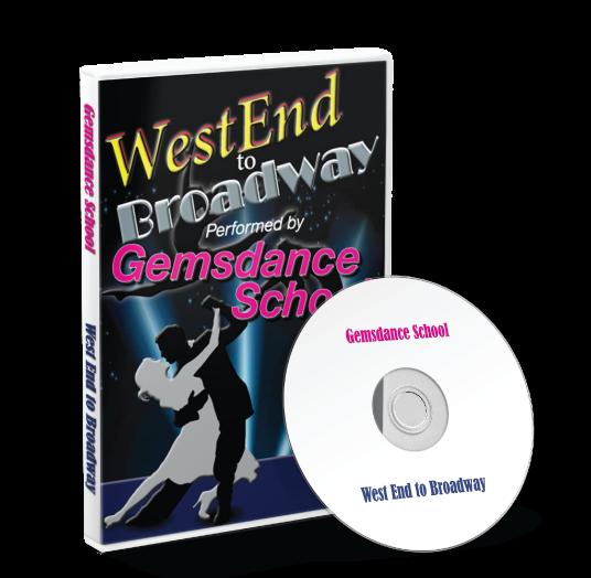 Gemsdance - Westend to Broadway<br /> 23/05/2015 / 18:30