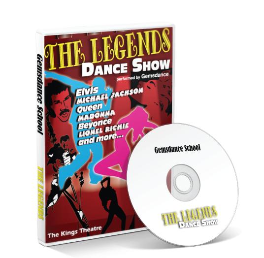 Gemsdance - The Legends Dance Show<br /> 07/05/2016 / 18:30