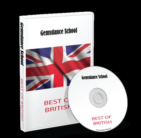 Gemsdance - Best of British<br /> 29/06/2019 / 18:30
