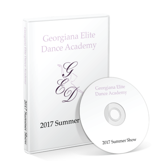 The Georgiana Elite Dance Academy - Summer Show 2017 DVD