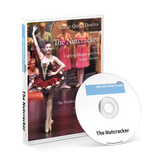 Gillian Quinn School of Theatre Dance - The Nutcracker Matinee DVD
