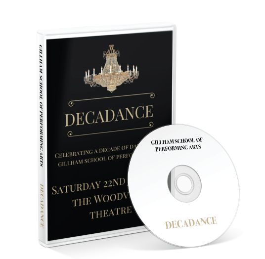 Gillham School of Performing Arts - Decadance<br />