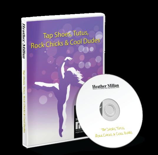 Heather Millan School Of Dance - 2015 Dance Show DVD