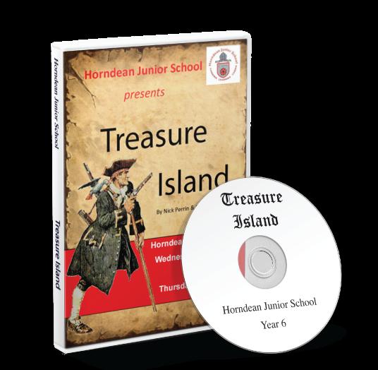 Horndean Junior School - Yr 6 Show - Treasure Island DVD