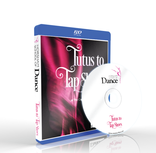 Horsham School of Ballet - Tutus to Tapshoes Blu-ray