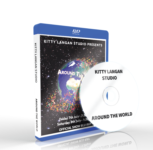 Kitty Langan Studio - Around the World Blu-ray