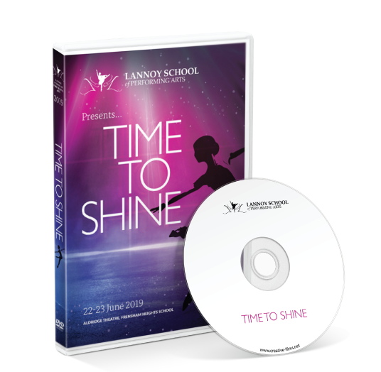 Lannoy School of Performing Arts - Time to shine DVD