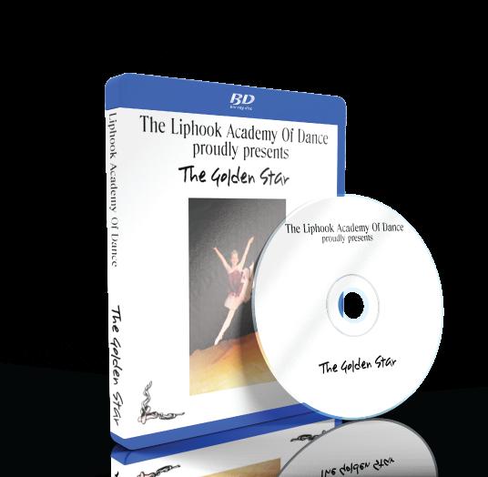 Liphook Academy Of Dance - The Golden Star Blu-ray