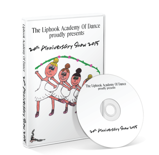 Liphook Academy Of Dance - 20th Anniversary Show DVD