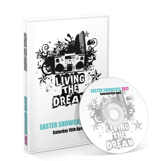 Living the Dream - Easter 2017 Show DVD