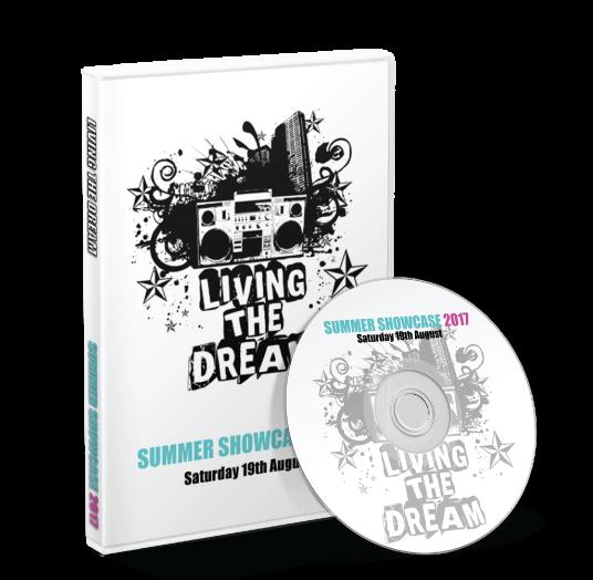 Living the Dream - Summer Showcase 2017<br /> 8/19/2017 / 18:30