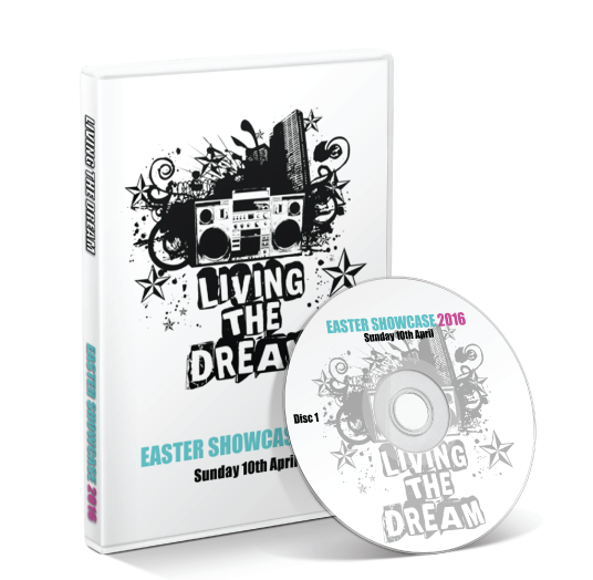 Living the Dream - Easter Showcase 2016<br /> 4/10/2016 / 18:30