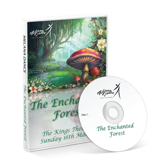 Melana Dance - The Enchanted Forest<br />