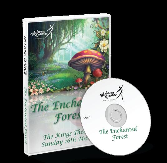 Melana Dance - The Enchanted Forest<br /> 16/03/2014 / 15:30