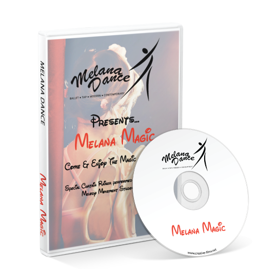 Melana Dance - Melana Magic DVD
