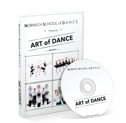 Norwich Dance - Art of Dance DVD