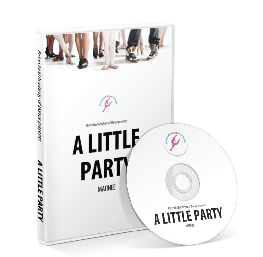 Petersfield Academy of Dance - A Little Party Matinee<br />